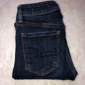 American Eagle Jeans - Size 2L - Super Stretch X
